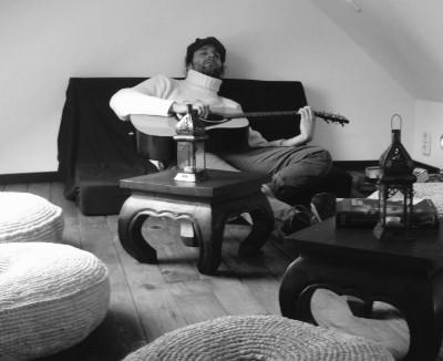 Bastian Bartholomei, Oberhausen, Ruhrgebiet, Mischpult, Musik, Band, Sänger, Aufnahme